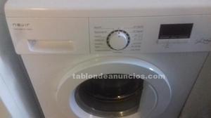 Vendo lavadora nueva nevir