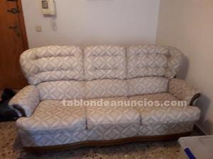 Ventas sofá de tres plazas