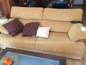 Sofa tres plazas