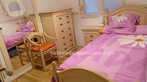 Dormitorio juvenil clásico