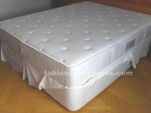 Colchón y canapé 150x190