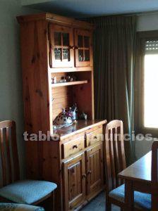 Mueble salón de pino