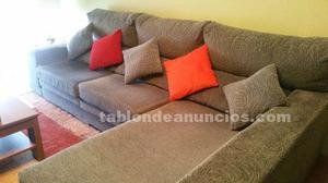 Se vende sofa chaisslongue