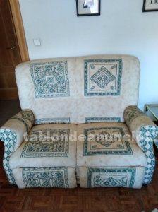 Sofa de dos plazas y de tres plazas