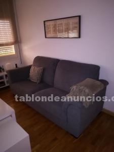 Vendo sofa 3 plazas