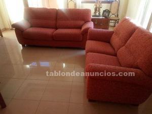 Vendo sofas de 3 y 2 plazas más un sillón, nuevos