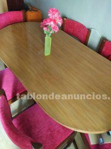 Mesa + sillas