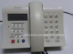 Teléfono de telefónica domo