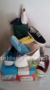 Vendo stock calzado
