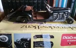 Maqueta pocher 1:8 mercedes benz 500k-ar cabriolet