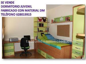 Se vende dormitorio juvenil completo