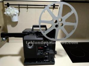 Proyector de cine profesional bell howell 16 mm