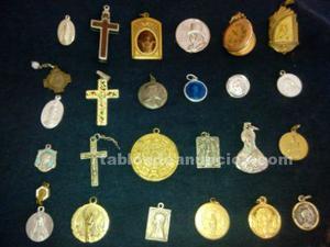Vendo colección de medallas antiguas.
