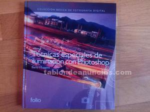 Colección libros fotografía digital