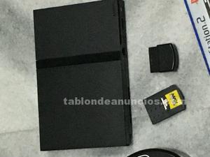 Playstation 2 más accesorios