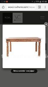Vendo mesa con dos estanterias