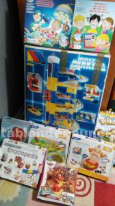 Vendo un lote de juguetes