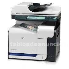 Impresora hp color laserjet cmmfp