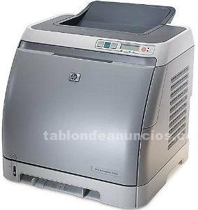 Impresora hp color laserjet n