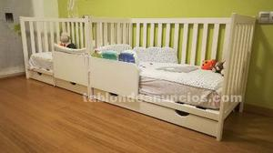 Se vende habitación infantil
