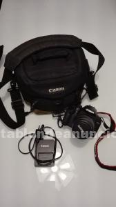 Vendo camara fotos reflex eos 500d