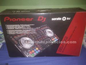 Ddj sx2 pioneer + flight case