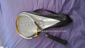 Vendo raqueta tenis cadete dunlop star mod.