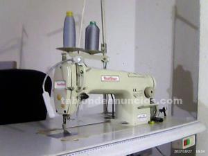 Maquina de coser industrial sunstar