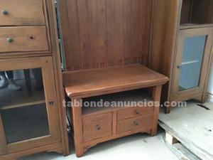 Mueble salón-comedor de módulos