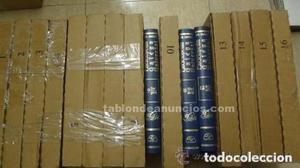 Enciclopedia galega universal. Ir indo edicións. 16 tomos
