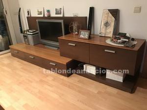 Mueble para tv de kibuc
