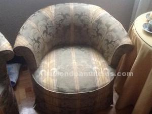 Sofa y 2 sillones
