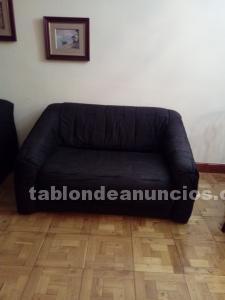Vendo sofas cama de 2 y 3 plazas