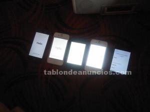 Iphone 4 y 5