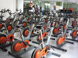 25 bicicletas de ciclo indoor keisser