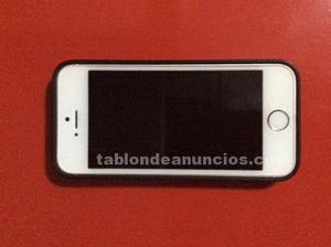 Iphone se 64gb con funda original