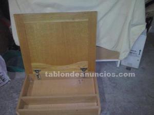 Puerta de muebles de cocina, estilo provenzal, de roble