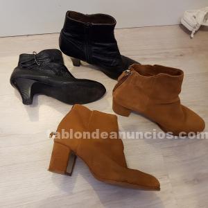 Vendo lote de zapatos y zapatillas de mujer n°39