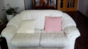 Vendo sofas, uno de tres plazas y otro de dos