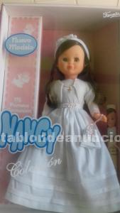 Muñeca nancy primera comunión