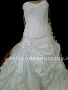 Vendo vestido de novia nuevo
