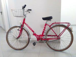 Vendo bicicleta bh paseo