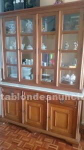 Mueble de madera para salón o cocina