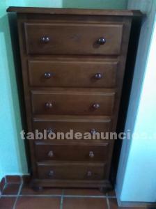 Se vende mueble sinfonier de madera