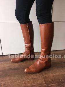Botas de piel yanko