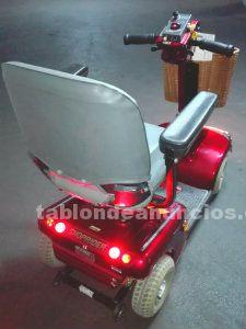 Scooter para personas con movilidad reducida