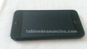 Iphone 5 16 gb negro