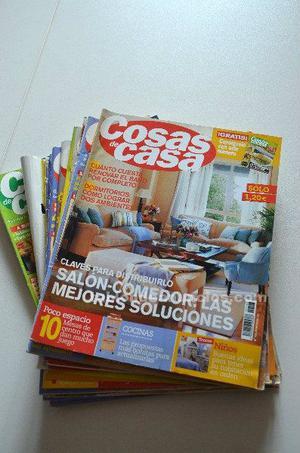 Revistas cosas de casa