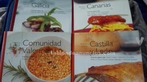 4 libros cocina regional
