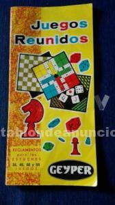 Juegos Geyper Piramides Anos 80 Las Instrucciones Posot Class